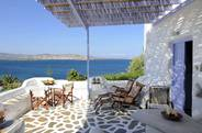 All the villas have furnished private verandas...
