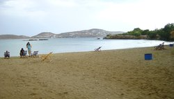 Souvlia Beach, Paros Greece